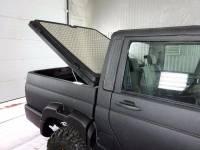 Крышка кузова для УАЗ Пикап (двойная кабина )(2013-) черный