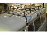 Багажник на УАЗ 452 Стандарт разборный (8 опор)