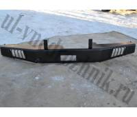 Силовой бампер Таран-2 на УАЗ 469, Хантер, Барс, 3151